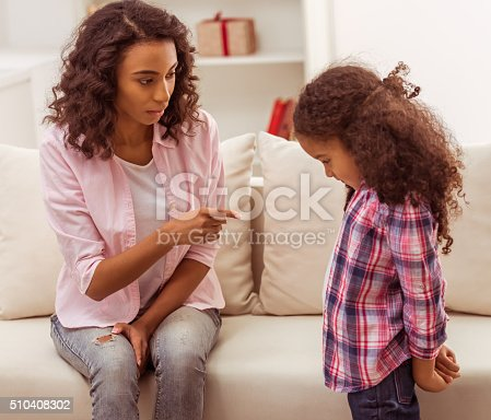 istock Mother and daughter 510408302