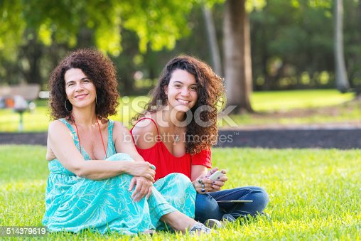 istock Mother and daughter 514379619