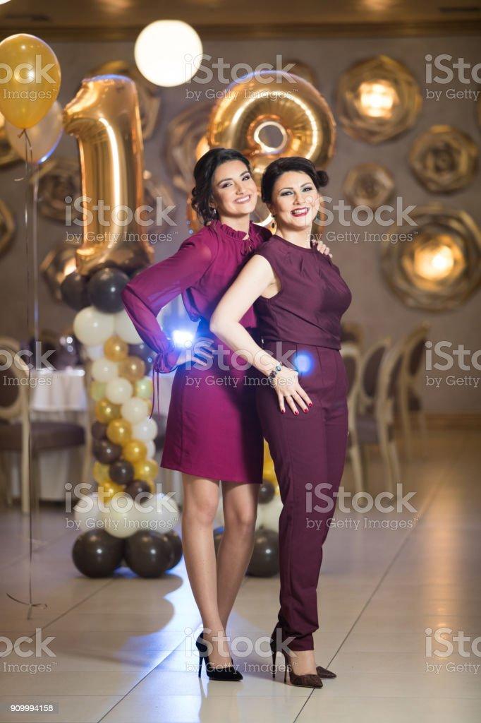 Mãe e filha  - foto de acervo