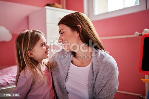 istock Mother and daughter 923876634
