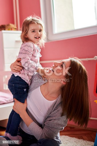 istock Mother and daughter 930021722