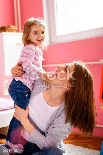 istock Mother and daughter 949471962
