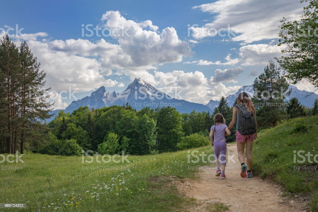 Mother and daughter - Royalty-free Austria Stock Photo