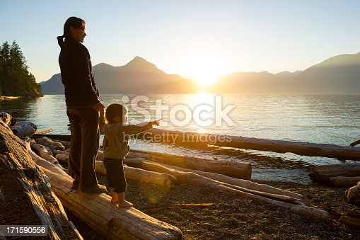 istock Mother and daughter sharing a connection 171590556