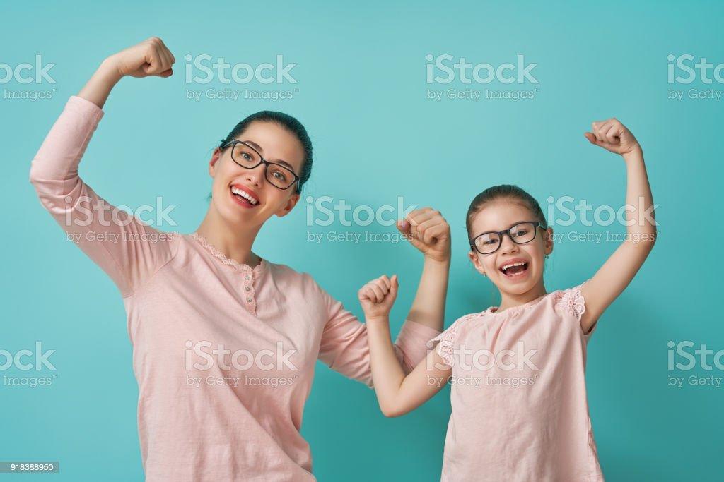 Mutter und ihre Tochter – Foto