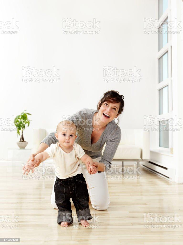 Mother and little boy Mother and little boy http://www.lisegagne.com/lightboxes/family.jpg 30-34 Years Stock Photo