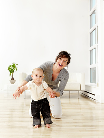 Mother And Little Boy Stock Photo - Download Image Now