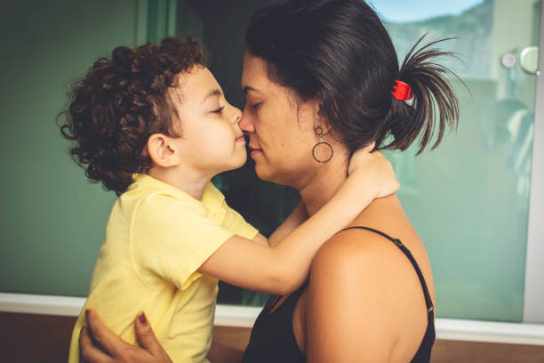 Mother and son with love picture id964576502?b=1&k=6&m=964576502&s=612x612&w=0&h=pfisuesuk7awraar8hixyykdcaupvjcxlbrkapisli4=
