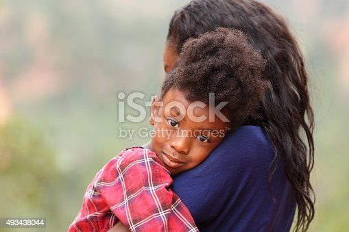 istock Mother Comforting Child 493438044