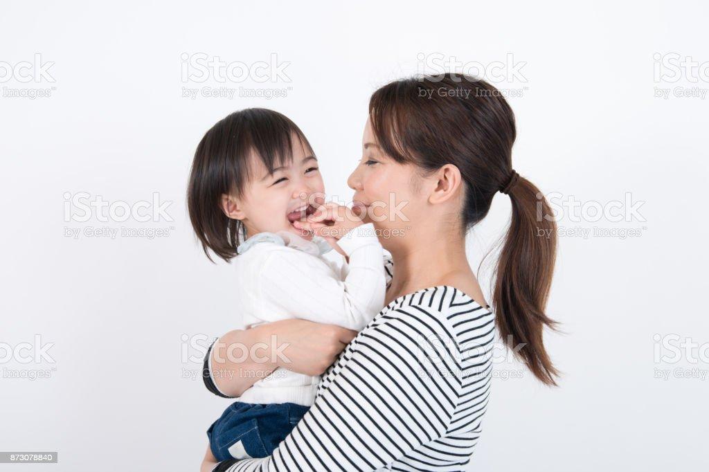 mother 栄華彼女の娘 ロイヤリティフリーストックフォト