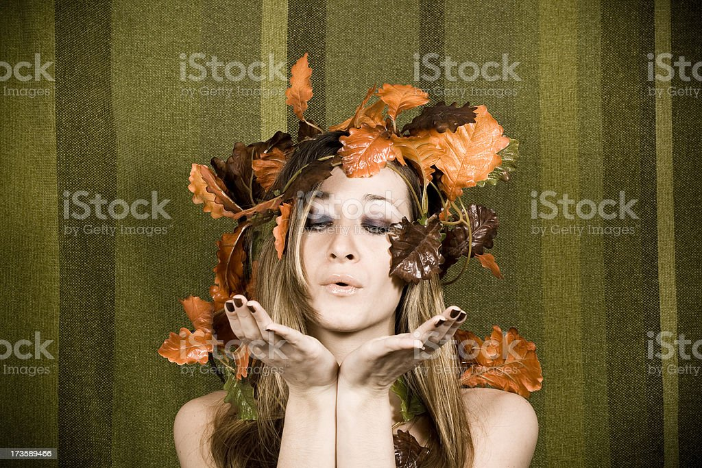Mother Nature royalty-free stock photo