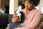 istock Mother parenting her daughter 1196444086