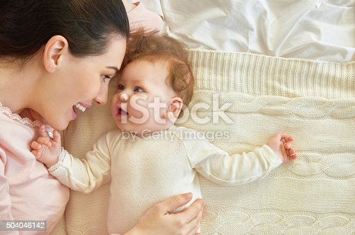 538360916 istock photo mother playing with her baby 504046142