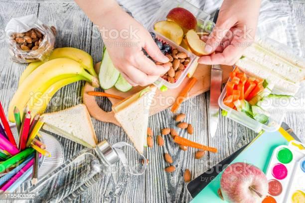 Mother preparing school lunch box picture id1155403392?b=1&k=6&m=1155403392&s=612x612&h=ysopewueugvx54hg9piqhjmlndm hhaq0ahndyb0wi4=