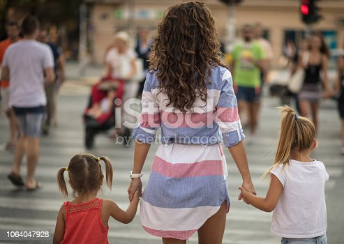 135384905 istock photo Mother will always guide you on the right path. 1064047928