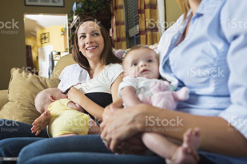 Adult breastfeeding groups