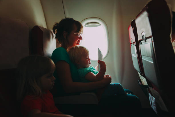 Mother with two kids travel by plane picture id944565360?b=1&k=6&m=944565360&s=612x612&w=0&h=zdn1q emjgop3l048d5hwwug1cq5cntsp96isxj7tq4=