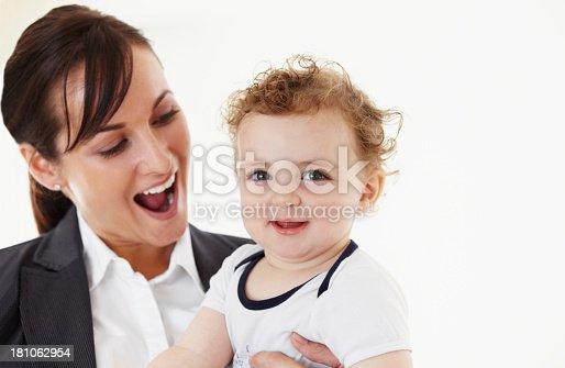 471164880 istock photo Motherhood is her no 1 priority 181062954