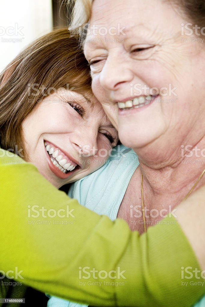 motherly love royalty-free stock photo