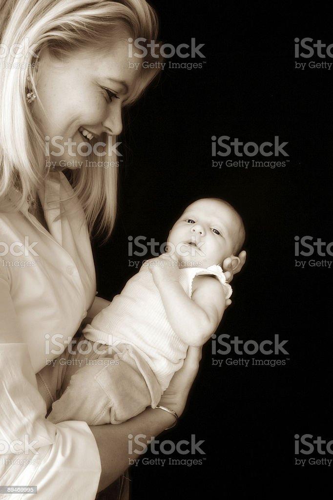 Für die werdende Mutter Lizenzfreies stock-foto