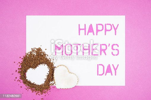 istock Mother's Day card 1132482551