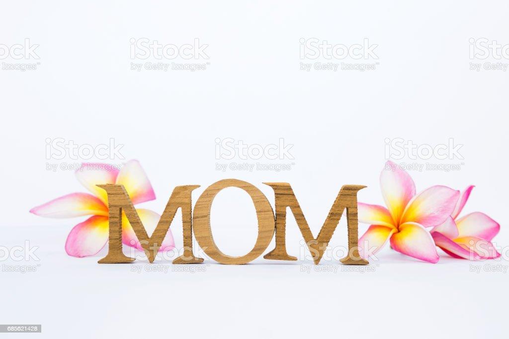 母親節的概念背景 免版稅 stock photo