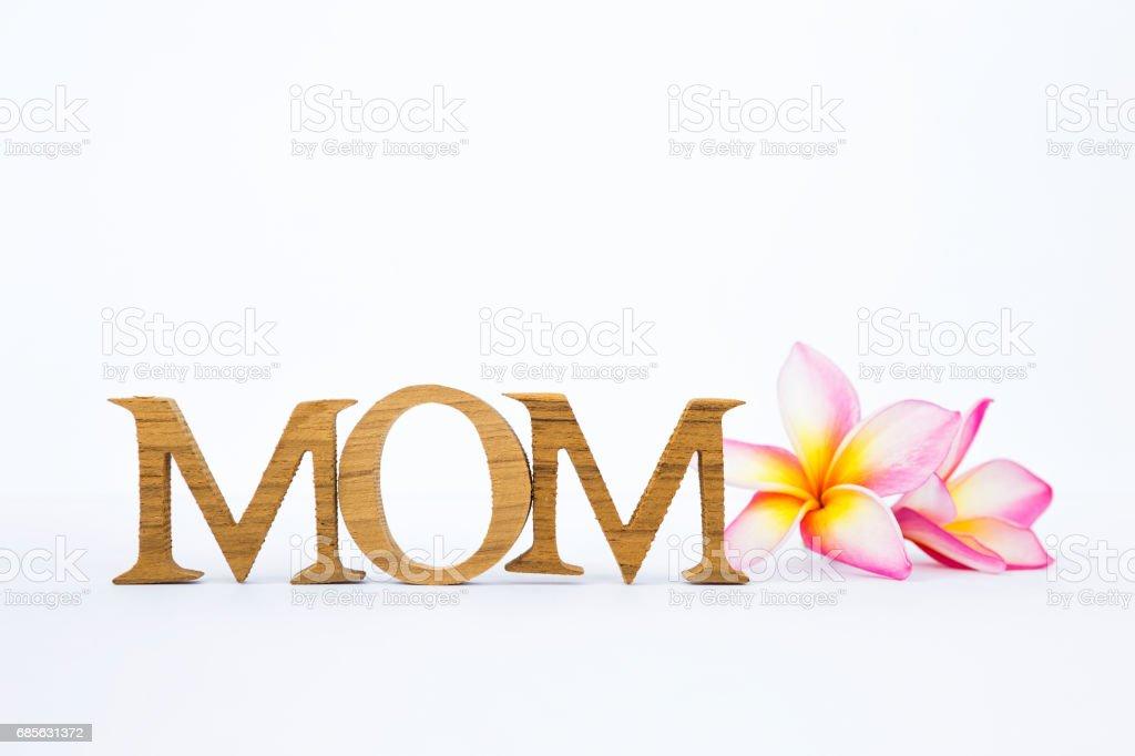 Muttertag-Konzept-Hintergrund Lizenzfreies stock-foto