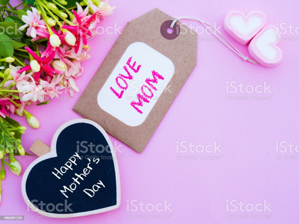 mother's day concept. royalty-free stock photo