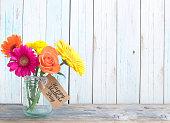 母の日のギフトの花