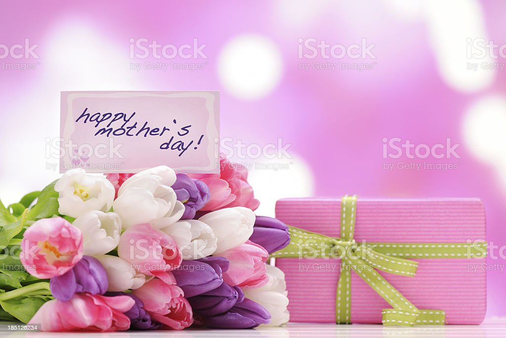 Mother`s Day royalty-free stock photo