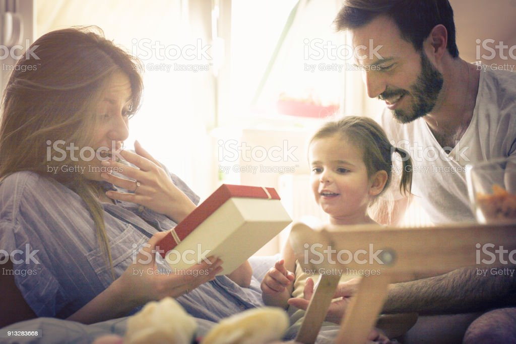 Mothers day. stock photo