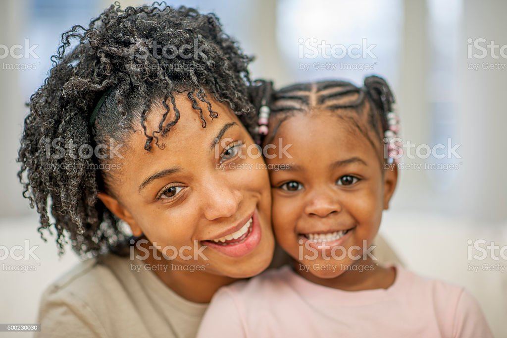 Mother's Day Picture stock photo
