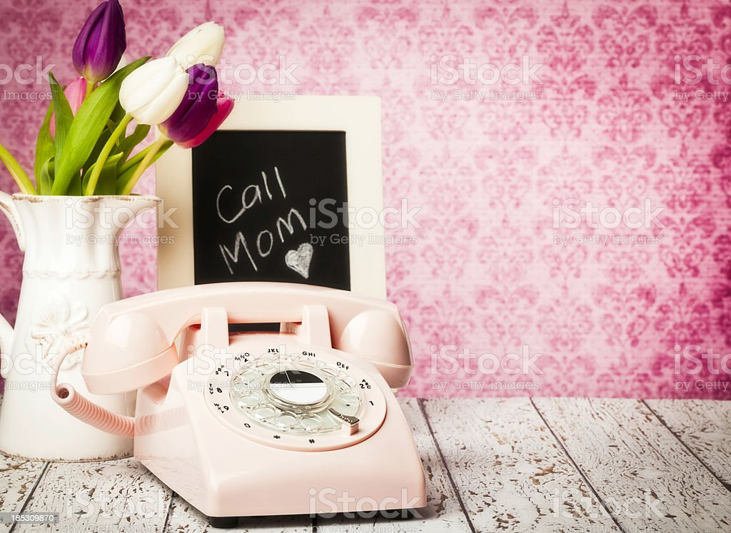 Mother's Day Reminder royalty-free stock photo
