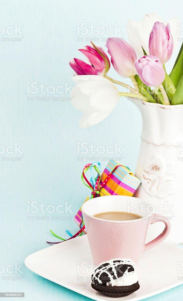 Mother's Day Treats stock photo