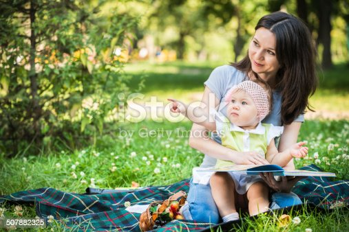 istock Mother's happiness 507882325