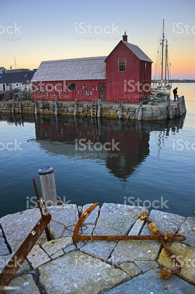 Motif number 1 stock photo