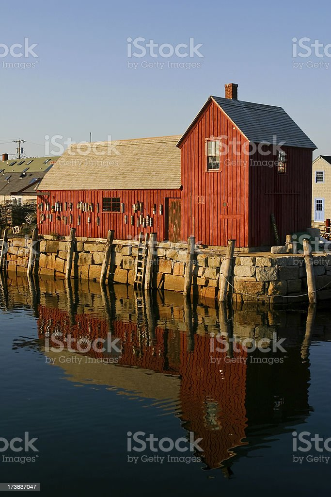 Motif Number One stock photo