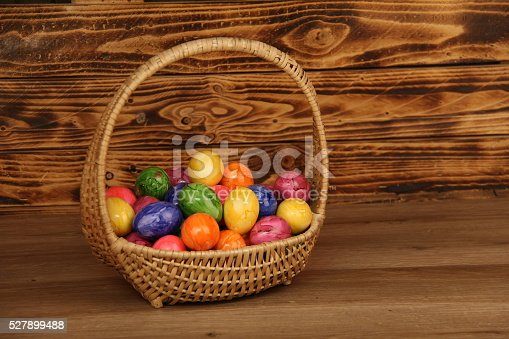 930928526 istock photo Motifs on Easter theme 527899488