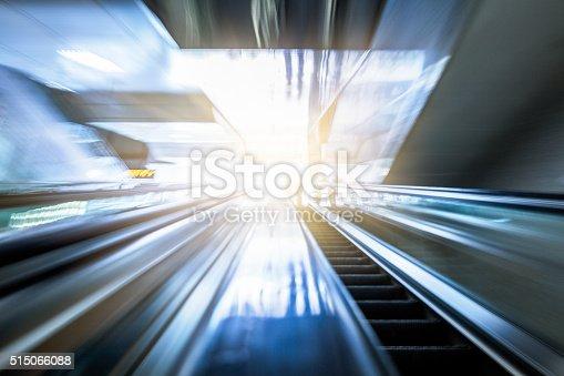 istock motion escalator 515066088