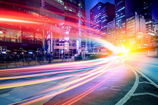 Motion Speed City