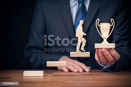 istock Motivation and personal development 1025838242