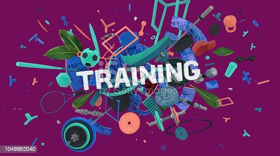 istock motivation for training 1049952040