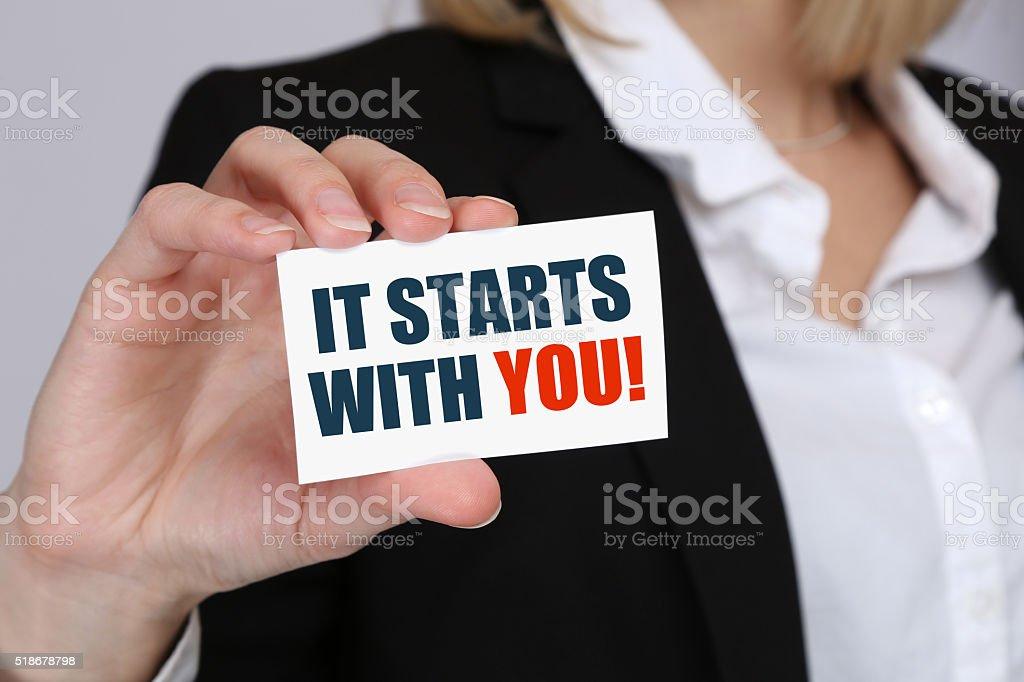 Motivation starting beginning coaching training success successful winning business concept stock photo