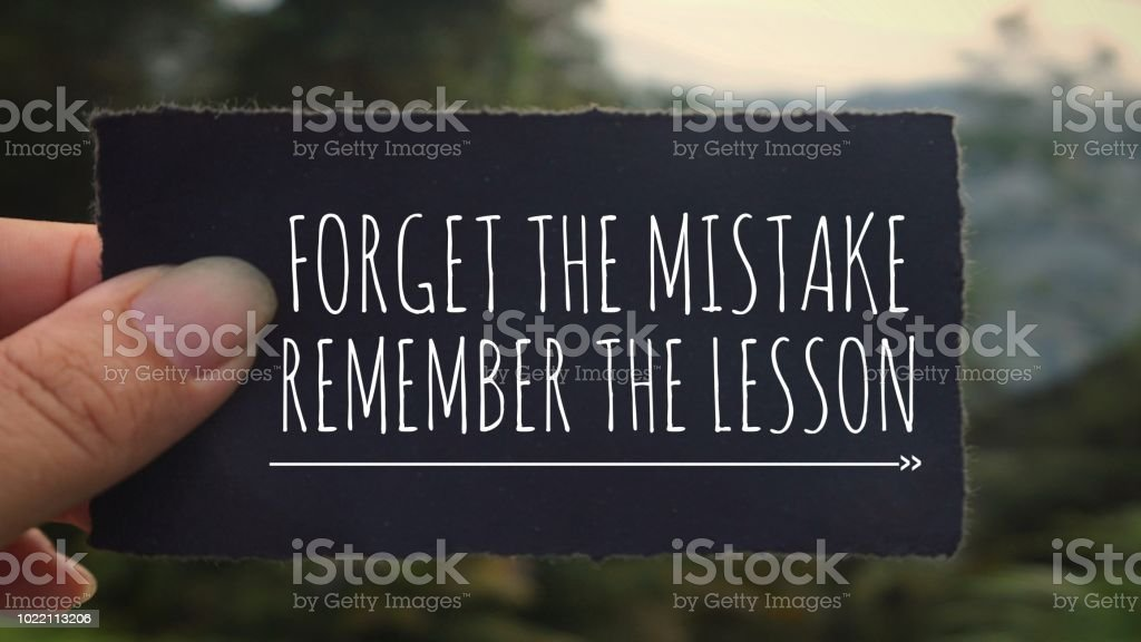 Motivational and inspirational quote. royalty-free stock photo