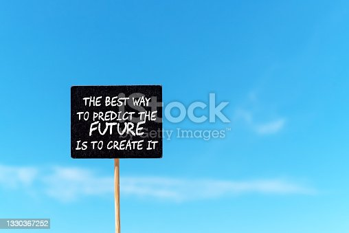 istock Motivational and inspirational quote 1330367252