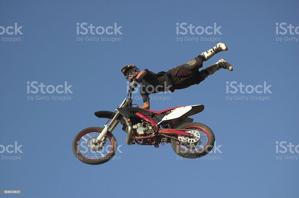 Moto X Freestyle 11 royalty-free stock photo