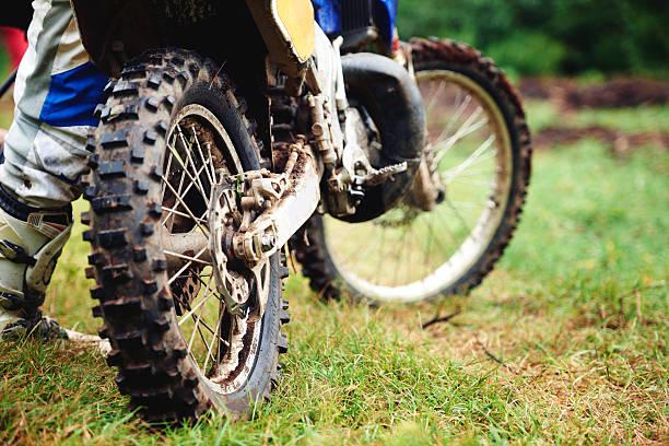 Motocross. Color Image – Foto
