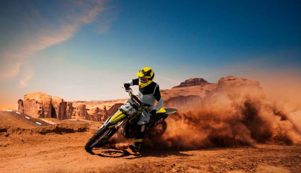 motocross - extremsport stock-fotos und bilder