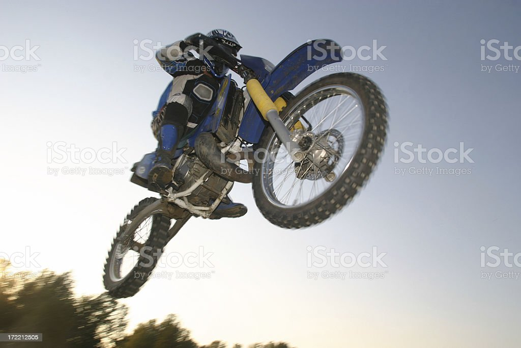 Motocross series foto6 royalty-free stock photo