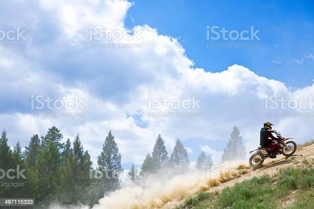Photo of Motocross Trail Rider